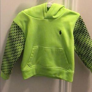 Ralph Lauren toddler boy hoody size 2